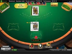 Blackjack Touch