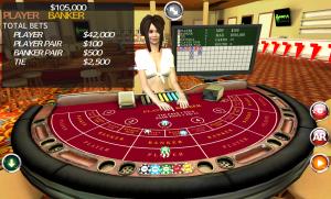 Baccarat casinospelen