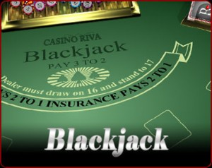 Blackjack versies