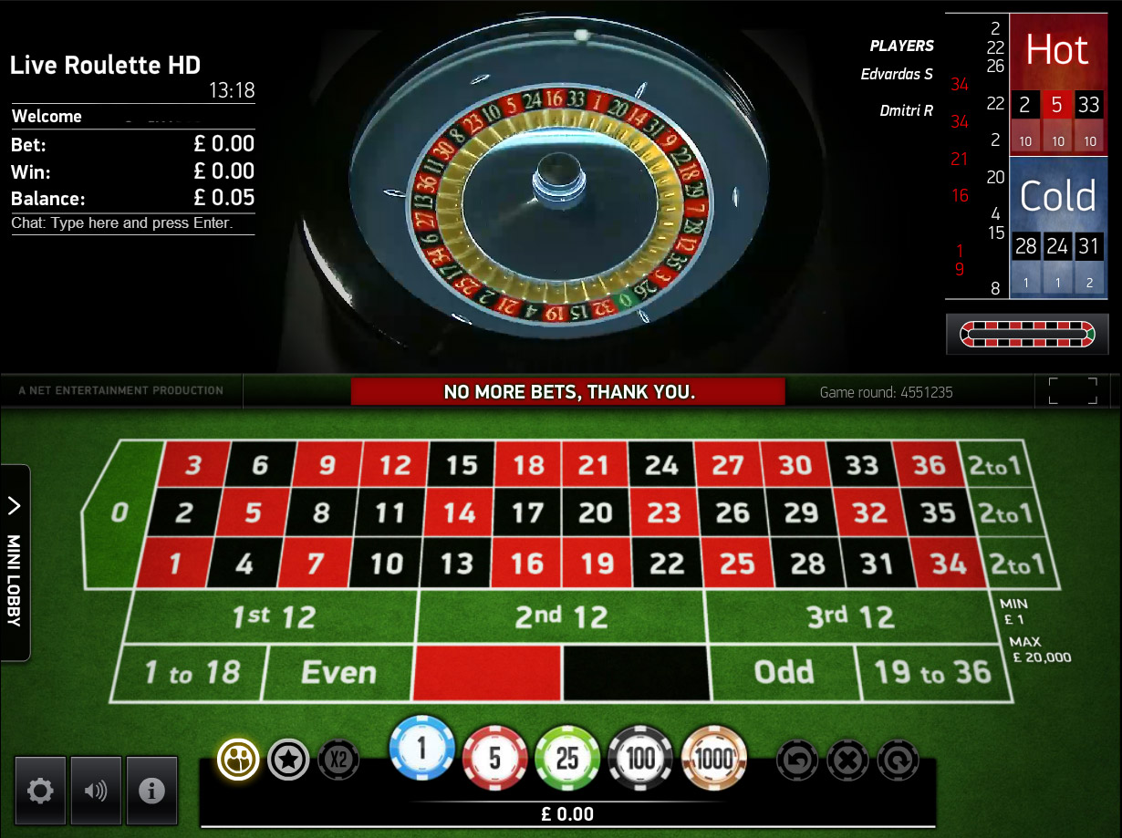 roulette_touch